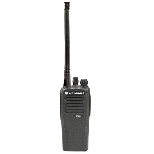Motorola DP1400, VHF, digital/analog